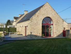 Rénovation granit Péaule
